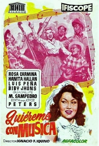 Poster of Quiéreme con música