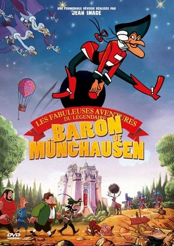 Watch The Fabulous Adventures of the legendary Baron Munchausen Online Free Putlocker
