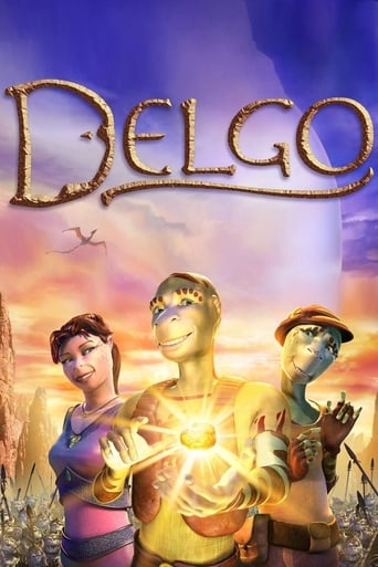Poster of Delgo