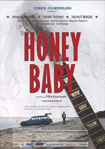Poster of Honey Baby