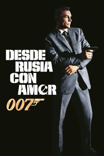 Poster of 007: Desde Rusia con amor