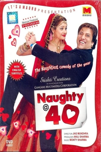 Poster of Naughty @ 40