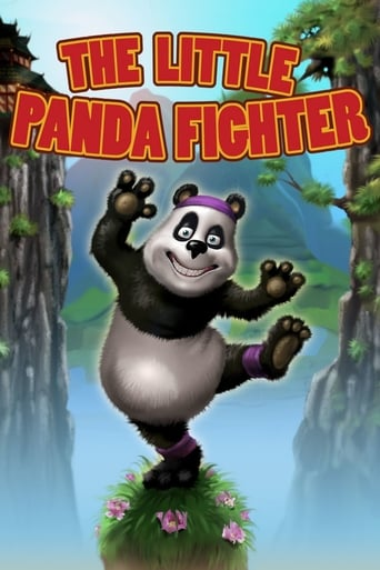 Poster of The Little Panda Fighter