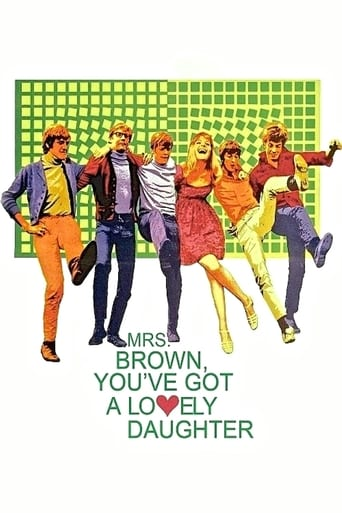 Poster of Mrs. Brown, You've Got a Lovely Daughter