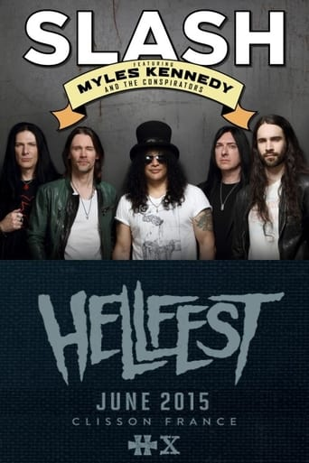 Slash feat. Myles Kennedy and The Conspirators: Live @ Hellfest 2015