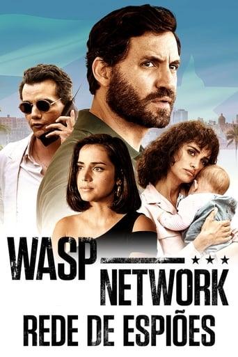 Wasp Network: Rede de Espiões - Poster