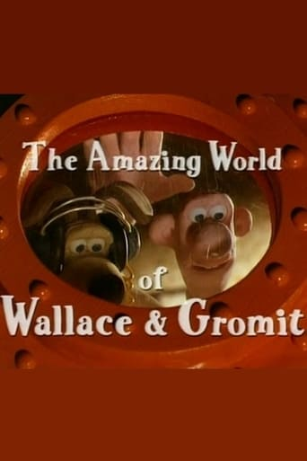 Poster of The Amazing World of Wallace & Gromit
