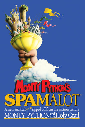 Official movie poster for Monty Pythons Spamalot (2004)