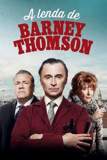 A Lenda de Barney Thomson - Poster