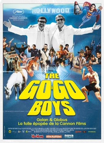 Poster of The Go-Go Boys: The Inside Story of Cannon Films