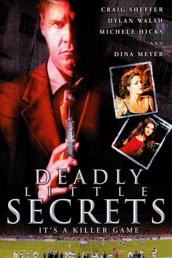 Poster of Deadly Little Secrets
