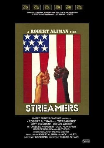 Poster of Streamers