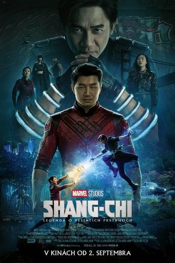 Shang-Chi: Legenda o desiatich prsteňoch