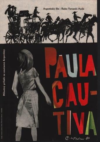 Poster of Paula cautiva