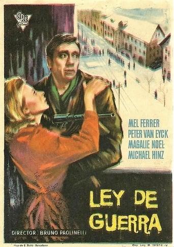 Poster of Ley de guerra