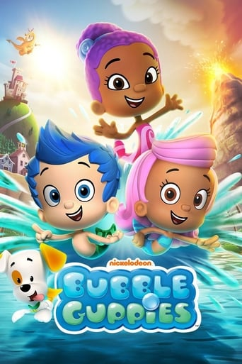 Poster of Bubble Guppies
