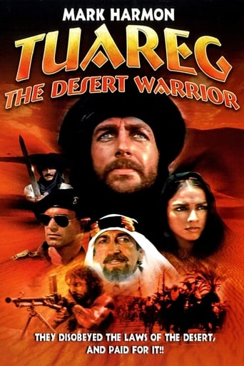 Poster of Tuareg: Desert Warrior