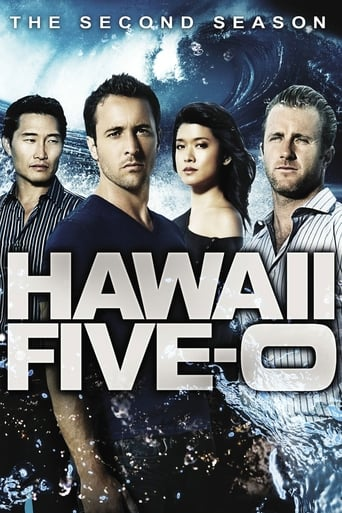 Poster de Hawaii Five-0 S02E10