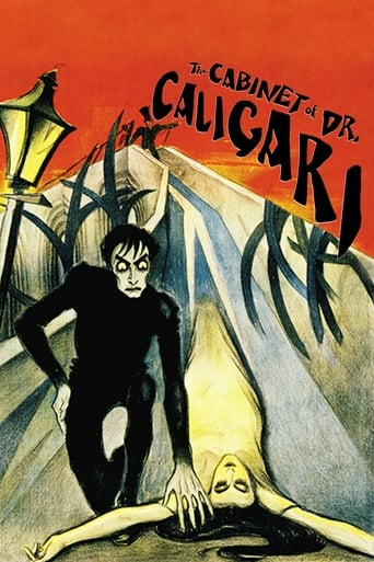 the cabinet of dr caligari 1920