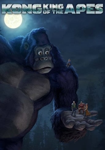 Poster of Kong: King of the Apes