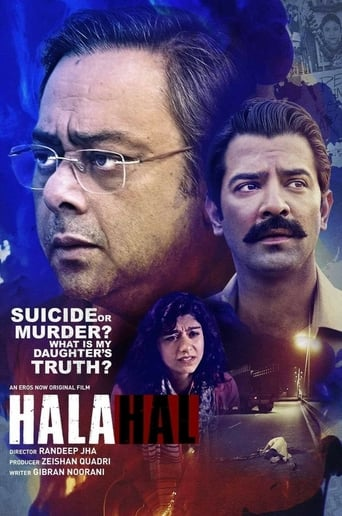 Poster of Halahal