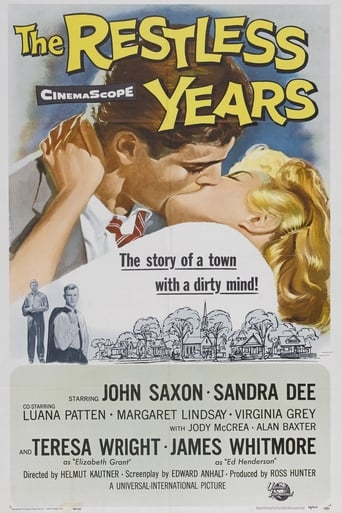 Poster of The Restless Years