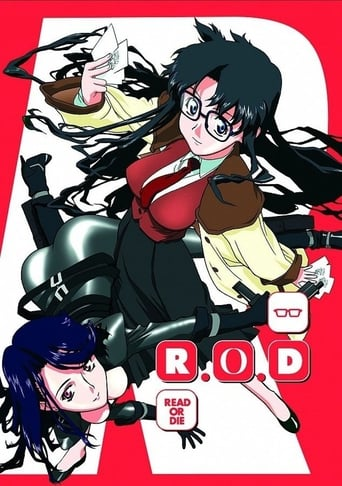 Poster of Read or Die