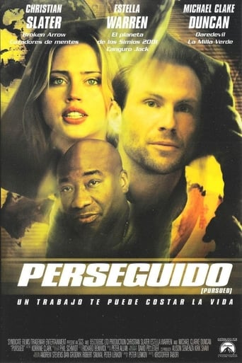 Poster of Pursued