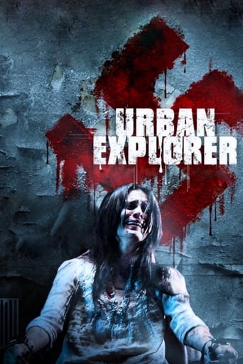 Poster of Urban Explorer