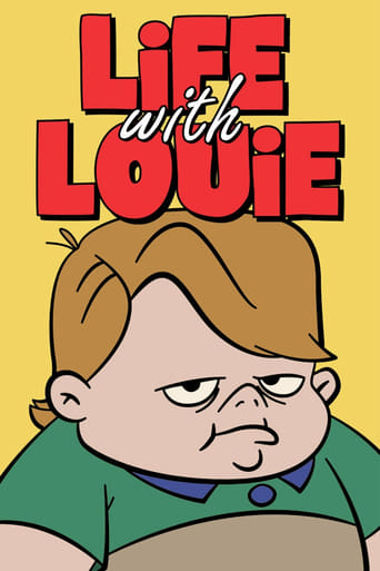 Poster Life with Louie