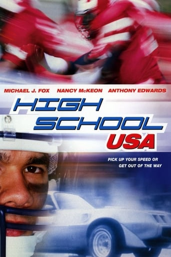 Poster of High School U.S.A.