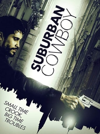 Poster of Suburban Cowboy