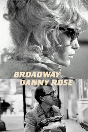 Broadway Danny Rose (1984) - poster