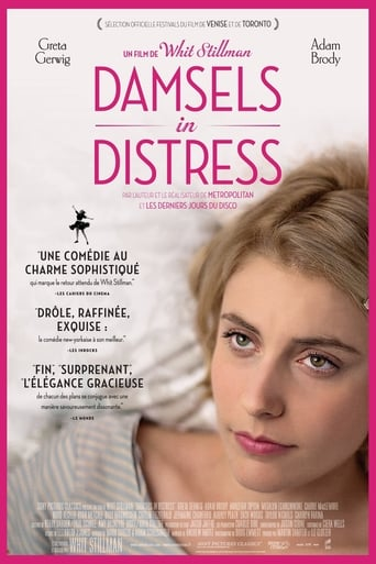 Poster of Damsels in distress