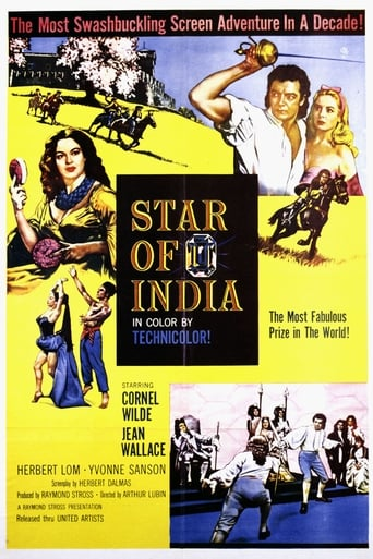 Poster of Star of India