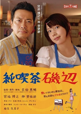 Poster of Cafe Isobe