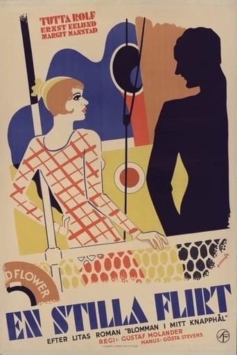 Poster of A Little Flirt
