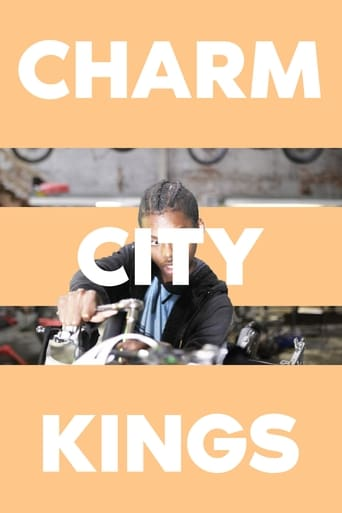 Poster of Charm City Kings