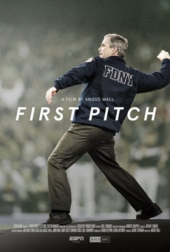 Poster of First Pitch