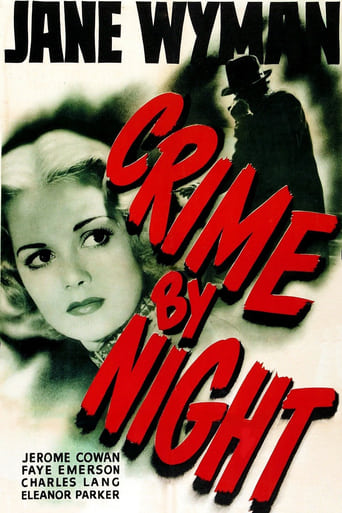 Poster of Crime By Night