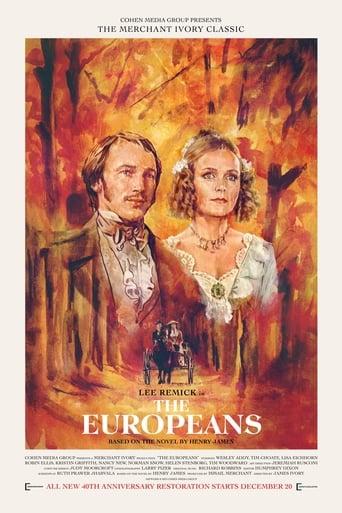 Poster of Los europeos