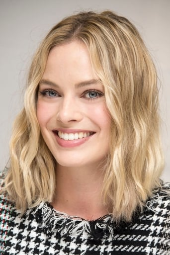 A picture of Margot Robbie