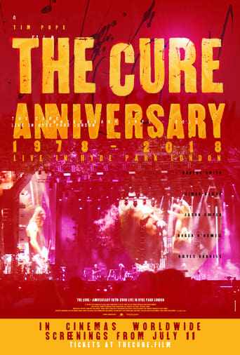 voir film The Cure - Anniversary 1978-2018 Live in Hyde Park London streaming vf