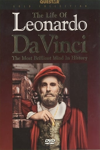 Poster of The Life of Leonardo da Vinci
