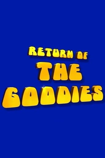 Poster of Return of the Goodies