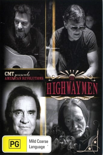 Poster of American Revolutions: The Highwaymen