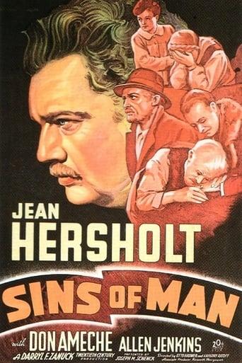 Poster of Sins of Man