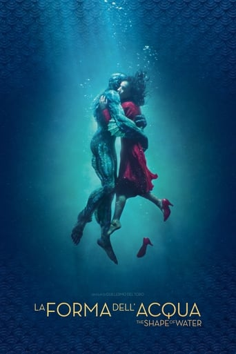 Poster of La forma dell'acqua - The Shape of Water