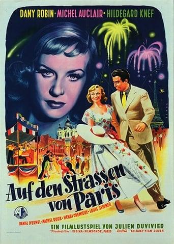 Auf den Straßen von Paris