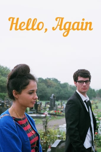 Poster of Hello, Again